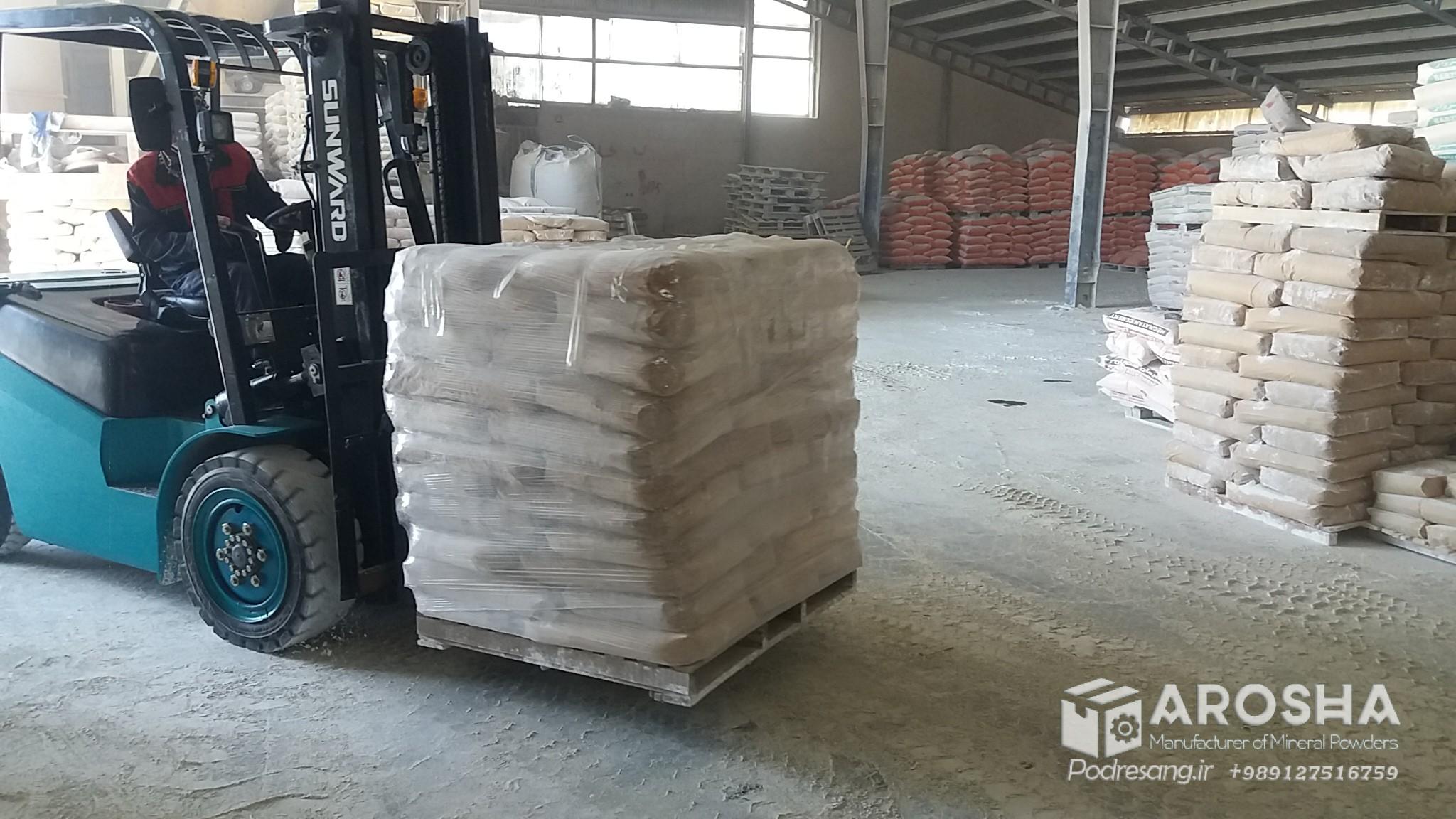 تولید کننده پودر کربنات کلسیم کوتد