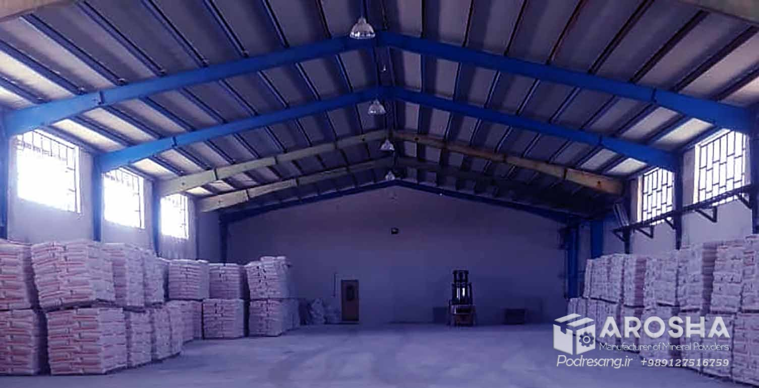بهترین پودر تالک صنعتی در بازار ایران