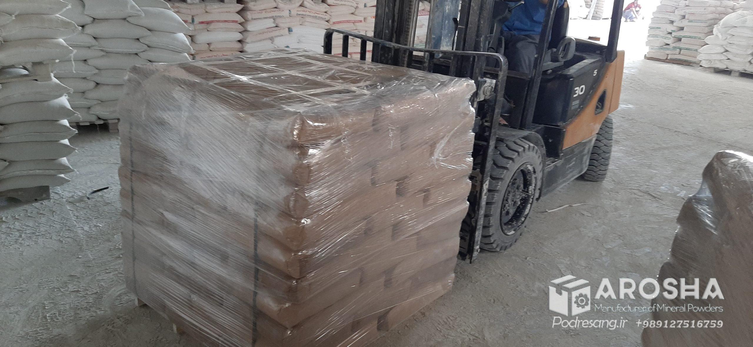 ویژگی و مزایای پودر کربنات کلسیم سفید مش 200 تا 2500